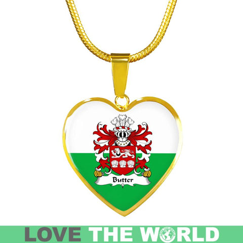 Image of Butter (Of Flint) Wales Heart (Necklace/Bangle) A9 |Accessories| 1sttheworld