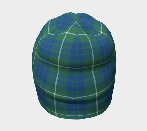 Image of Hamilton Hunting Ancient Tartan Clan Crest Beanie Hj4