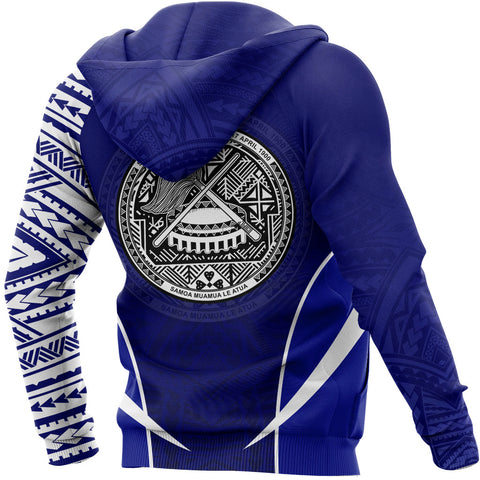 American Samoa Active Special Hoodie A7
