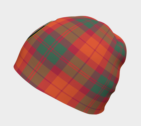 Image of MacNab Ancient Tartan Clan Crest Beanie Hj4