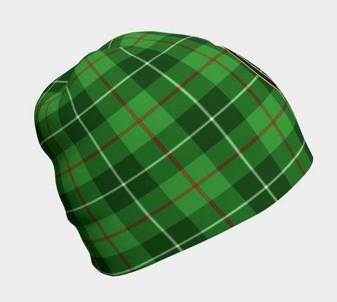 Galloway District Tartan Clan Crest Beanie