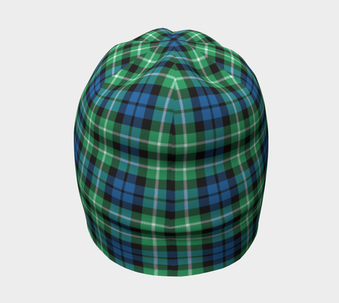 Image of Graham of Montrose Ancient Tartan Clan Crest Beanie Hj4