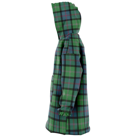 MacThomas Ancient Snug Hoodie - Unisex Tartan Plaid Left