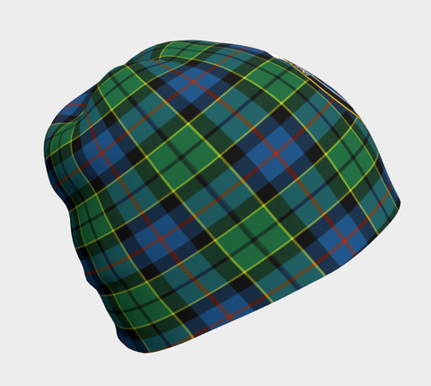 Image of Forsyth Ancient Tartan Clan Crest Beanie