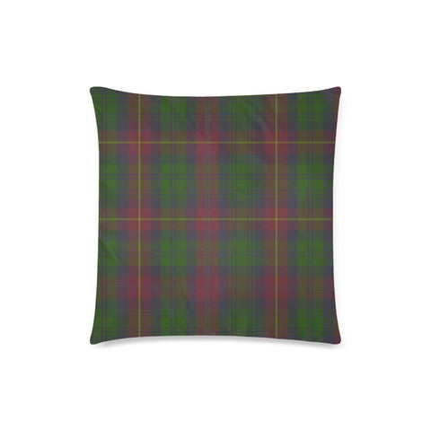 Image of Cairns Tartan Pillow Cases Hj4 One Size / Cairns Back Custom Zippered Pillow Case 18X18(Twin Sides)