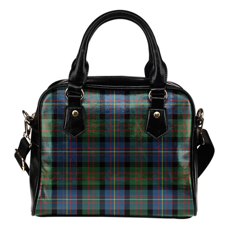Cameron Of Erracht Ancient Tartan Shoulder Handbag - Bn Handbags