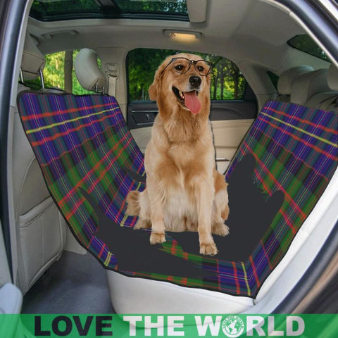 Cameron Of Erracht Modern Scottie Tartan Pet Car Seat Dt8 Seats