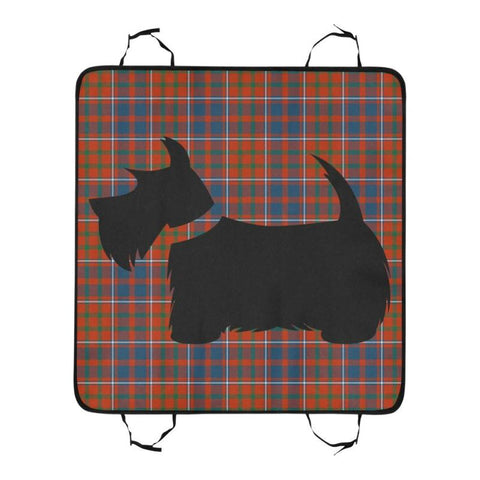 Cameron Of Lochiel Ancient Scottie Tartan Pet Car Seat Dt8 Seats