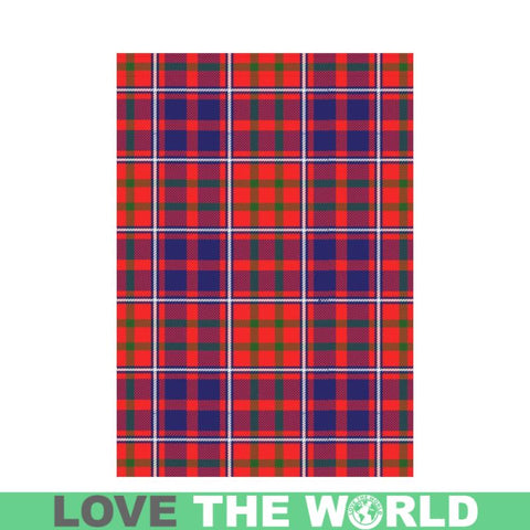 Cameron Of Lochiel Modern Tartan Flag K7 |Home Decor| 1sttheworld
