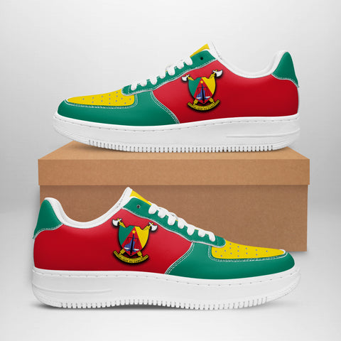 Cameroon Sneakers - Like Air Force 1 (Women/Men) | Fast Shipping | High Quality