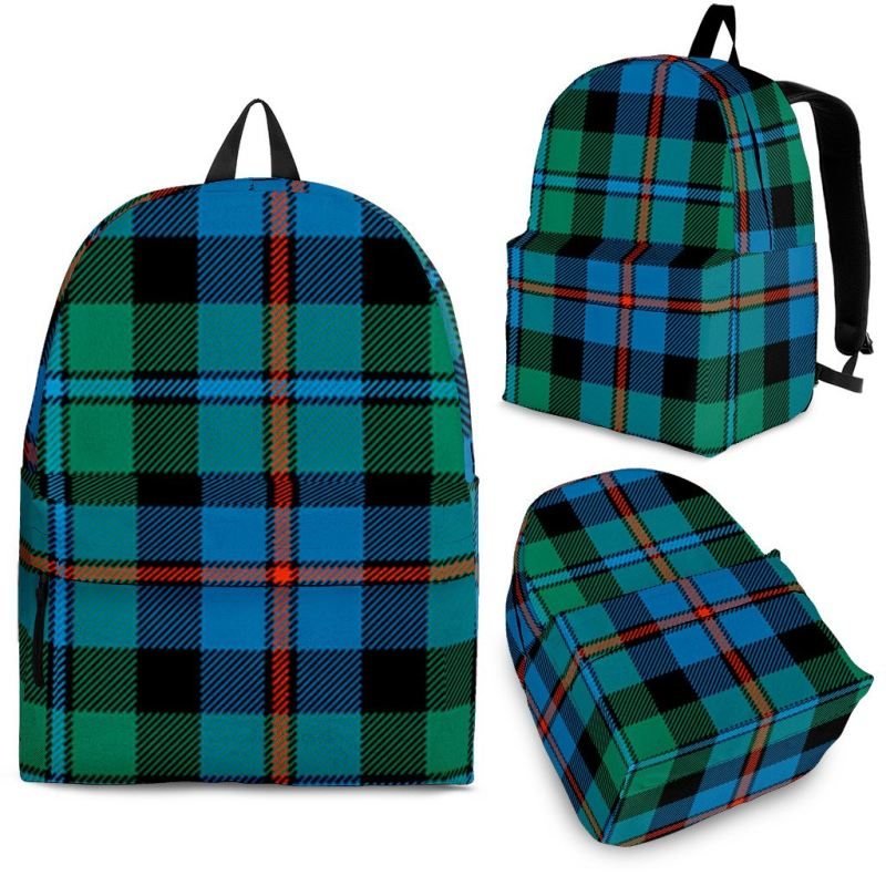 Campbel Of Cawdor Ancient Tartan Backpack Backpacks
