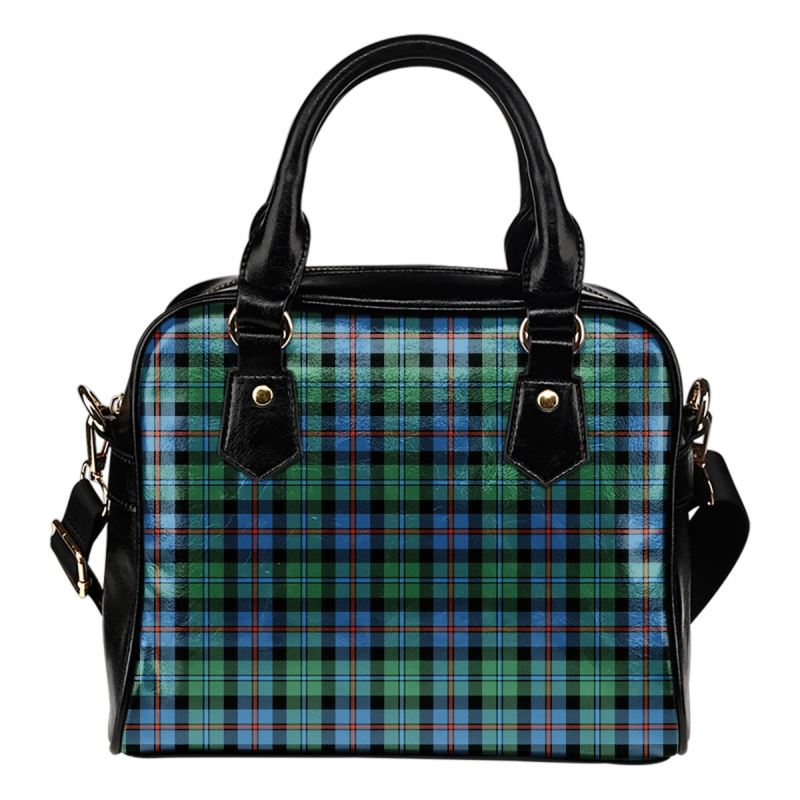 Campbel Of Cawdor Ancient Tartan Shoulder Handbag - Bn Handbags