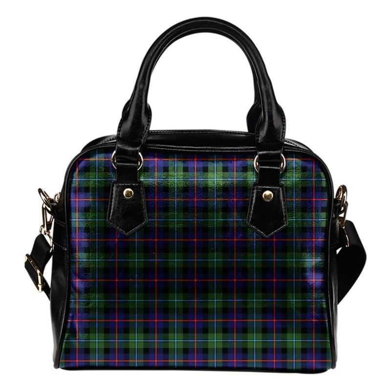Campbel Of Cawdor Modern Tartan Shoulder Handbag - Bn Handbags