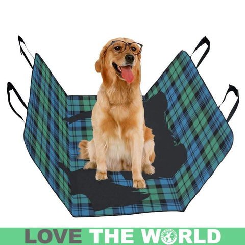 Campbell Ancient 01 Scottie Tartan Pet Car Seat Dt8 Seats