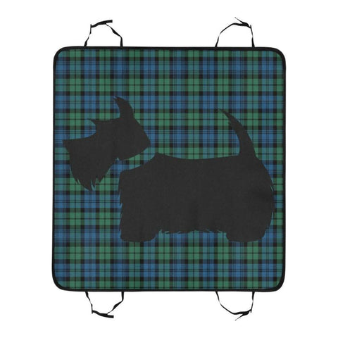 Campbell Ancient 02 Scottie Tartan Pet Car Seat Dt8 Seats
