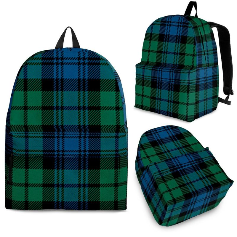 Campbell Ancient 02 Tartan Backpack Backpacks