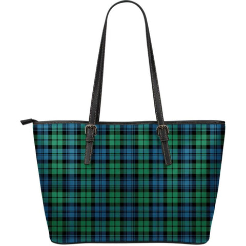Campbell Ancient 02 Tartan Handbag - Large Leather Tartan Bag Th8 |Bags| Love The World