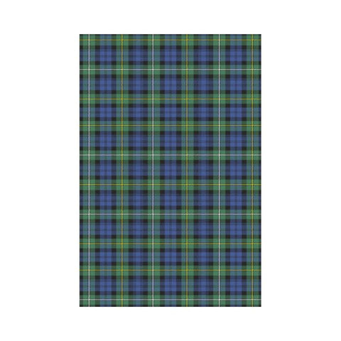 Image of Campbell Argyll Ancient Tartan Flag K7 |Home Decor| 1sttheworld
