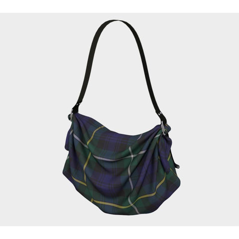 Campbell Argyll Ancient Tartan Origami Tote D5 Bags