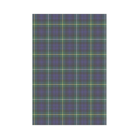 Campbell Argyll Modern Tartan Flag K7 |Home Decor| 1sttheworld