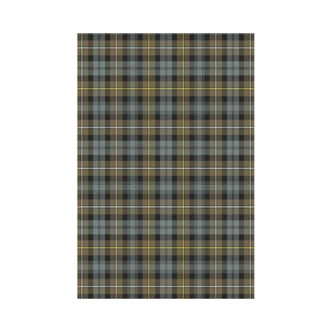 Campbell Argyll Weathered Tartan Flag K7 |Home Decor| 1sttheworld