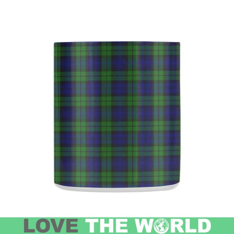 Tartan Mug - Clan Campbell Tartan Insulated Mug A9 | Love The World