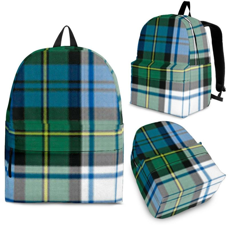 Campbell Dress Ancient Tartan Backpack Backpacks