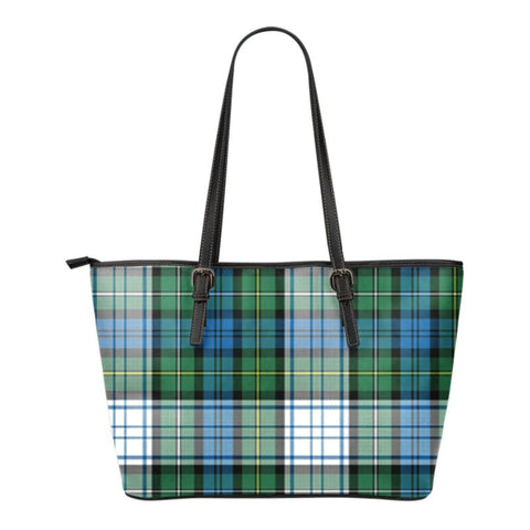 Campbell Dress Ancient  Tartan Handbag - Tartan Small Leather Tote Bag Nn5 |Bags| Love The World