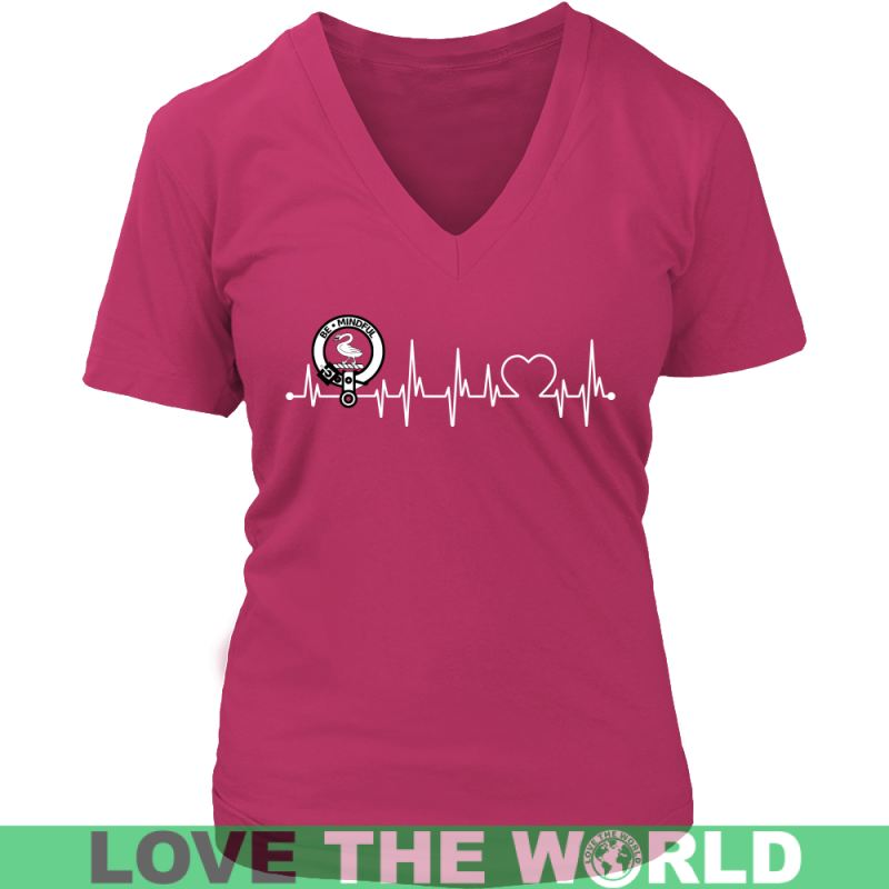 Campbell Of Cawdor In My Heartbeat N9 Gildan Womens T-Shirt / Black S T-Shirts