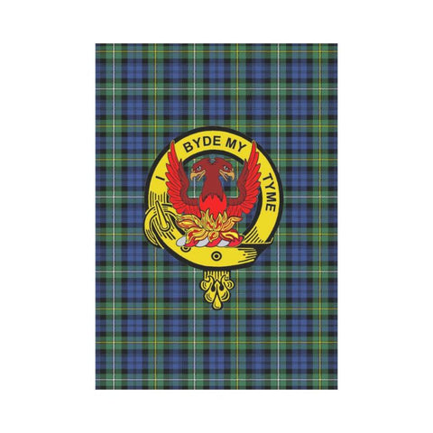 Image of Campbell Of Loudon Tartan Clan Badge W7 |Home Decor| 1sttheworld
