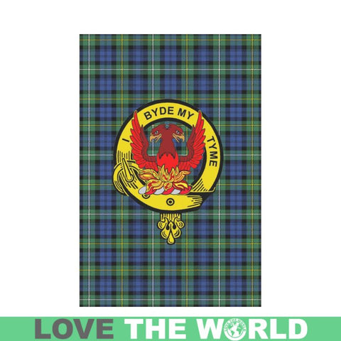 Campbell Of Loudon Tartan Clan Badge W7 |Home Decor| 1sttheworld