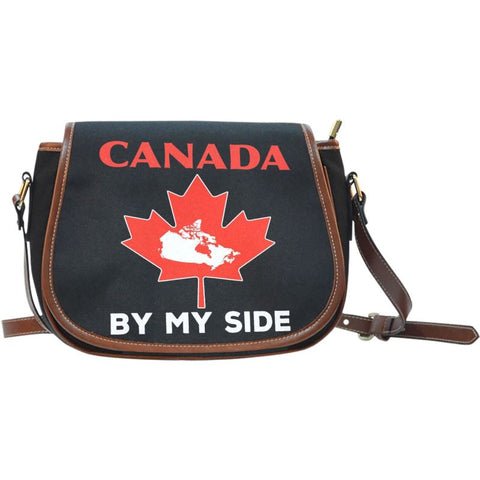 Canada By My Side Saddle Bag Bags