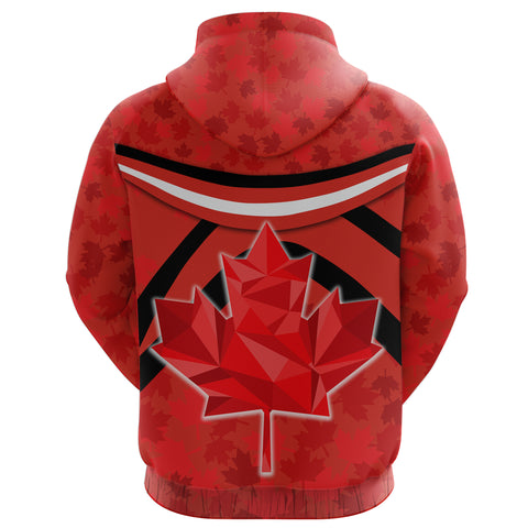 Image of Canada Zip Hoodie - Vibes Version K8