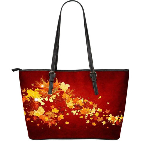 Canada Large Leather Tote Bag 03 Totes