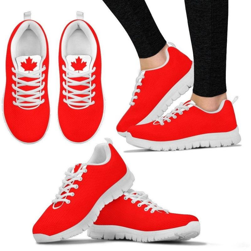 Canada ( Mens / Womens) Sneakers A8 Womens - White Canada 02 Us5 (Eu35) Sneakers