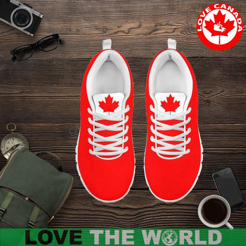 Image of Canada ( Mens / Womens) Sneakers A8 Womens - White Canada 02 Us5 (Eu35) Sneakers