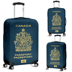 CANADA PASSPORT LUGGAGE COVER - BN
