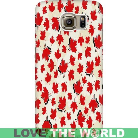 Image of Canada Phone Case 02 Galaxy S6 Edge Cases