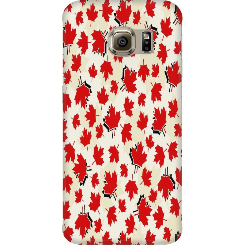 Canada Phone Case 02 Galaxy S6 Edge Cases