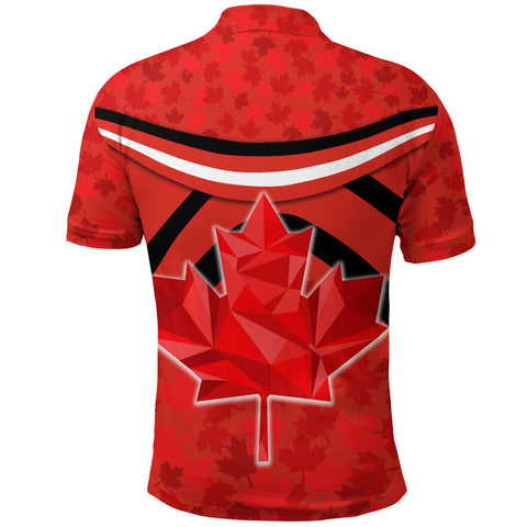 Canada Polo Shirt - Vibes Version K8