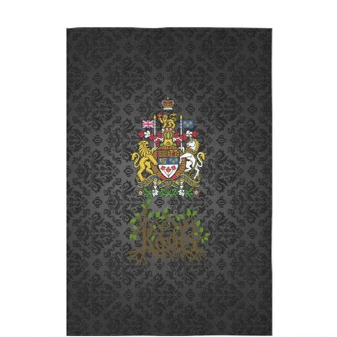 Canada Root Coat Of Arms Tablecloth W8 Tablecloths