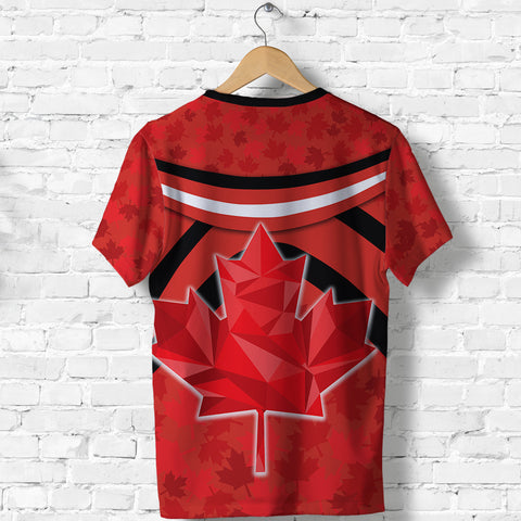 Canada T Shirt - Vibes Version K8
