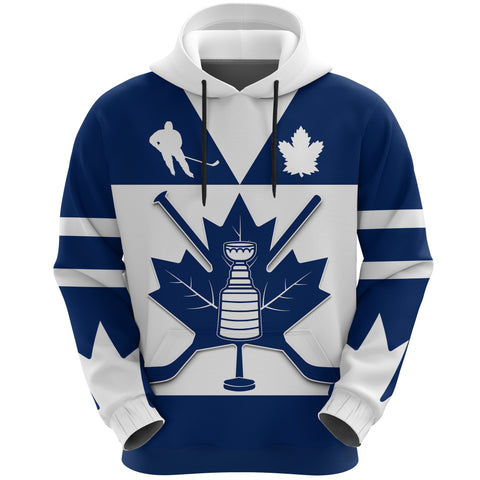 Image of Canada Hockey Maple Leaf Champion Hoodie | Clothing | Toronto Maple Leafs