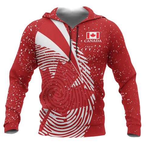 Canada Is Always In My DNA - Hoodie | Special Custom Design | HOT Sale