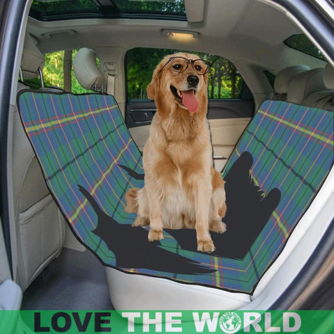 Carmichael Ancient Scottie Tartan Pet Car Seat Dt8 Seats