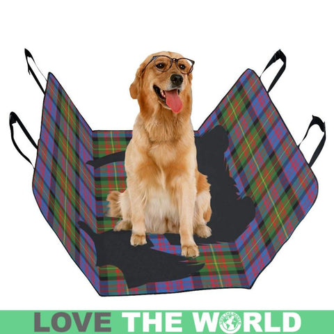 Carnegie Ancient Scottie Tartan Pet Car Seat Dt8 Seats