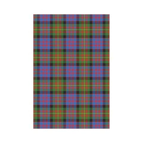 Carnegie Ancient Tartan Flag K7 |Home Decor| 1sttheworld