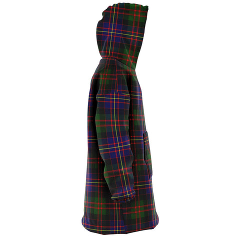 Cameron of Erracht Modern Snug Hoodie - Unisex Tartan Plaid Right