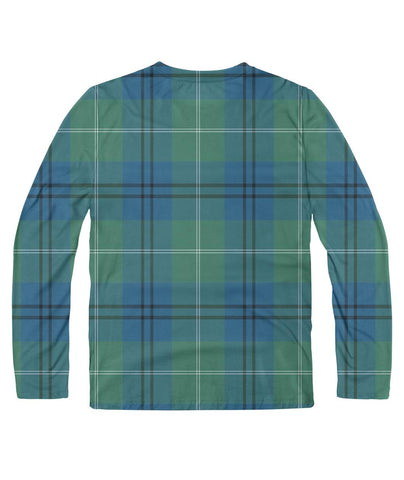 Oliphant Ancient Tartan T-shirt - Long Sleeve All over print K7
