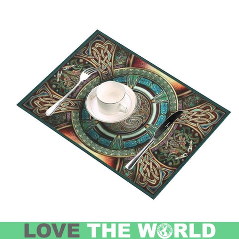Image of Celtic Mandala Placemat O4 Placemats